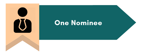 One Nominee